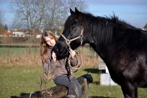 Rien n'est plus intime que les secrets entre un cheval et son cavalier.