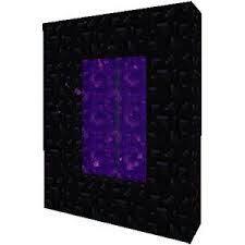 Le portail du Nether