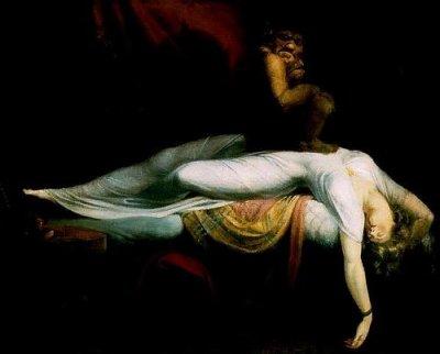 La paralysie du sommeil, entre rêve et réalitée...