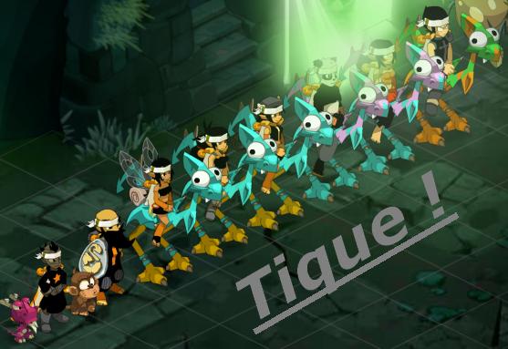 Korriandre : Objectif atteint & Guilde !