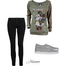 tenue minnie