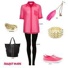 tenue rose fushia + prix