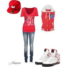 tenue swaggy