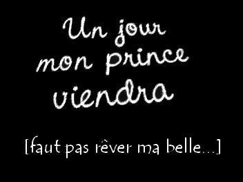 Un Joυr mon prince viendrα (...) Mαis pαs mαintenαnt ; il Joυe α Fifα !.
