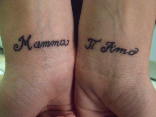 Mes nouveau tatouage :D