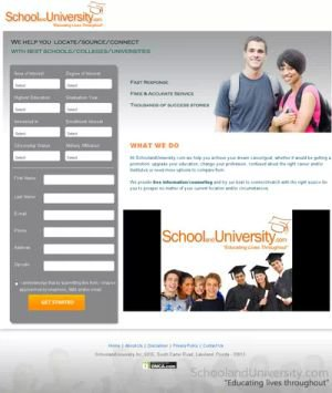 College Search - Search best colleges and universities information
