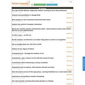 Articles - SchoolandUniversity.com