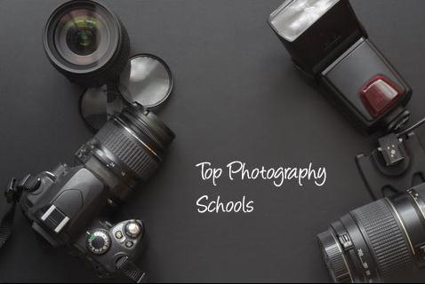 top online photography schools - schoolanduniversity.com
