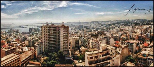 Alger mon amour, Algérie pour toujours. ♥