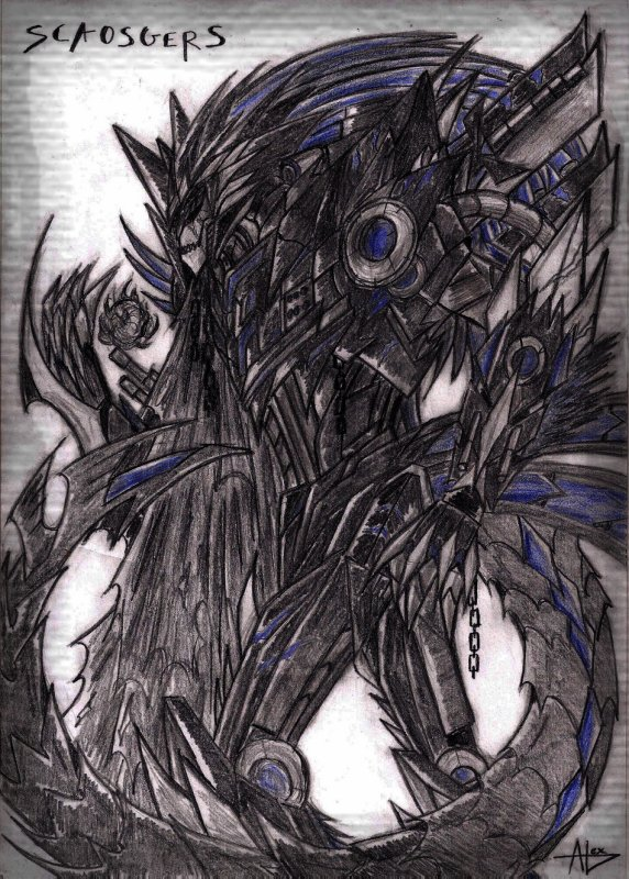 SCAOSGERS - Transformers Prime OC