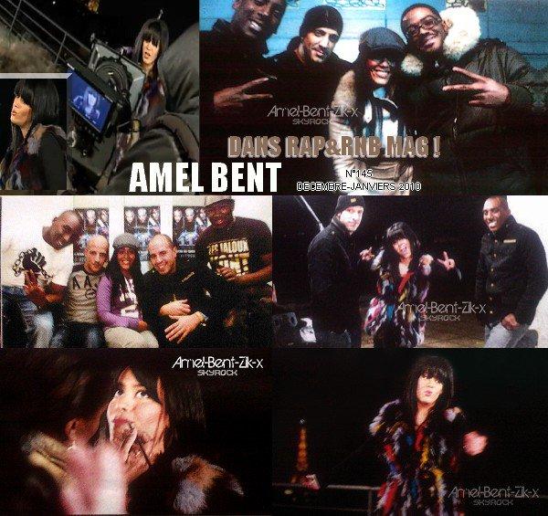 [RAP&RNB MAG] nouveau n°145 Décembre / Janviers 2010 - 113 avec Amel Bent