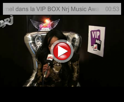 La VIP BOX d'Amel Bent ... Bientôt Disponible =]
