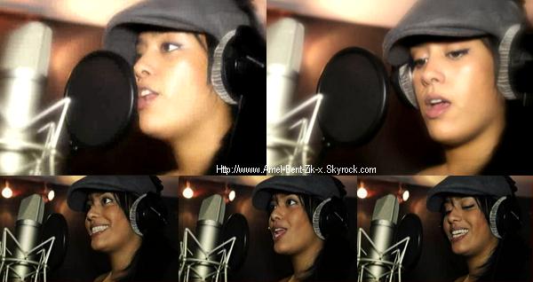 """07-03-2011 CHABADA, Spéciale Femmes ! pour l'association """"Paroles de Femmes"""" . - l'Album """"Libres de chanter"""" disponible depuis le 8 mars 2011 . Amel y interpréte """"Lucille""""."""