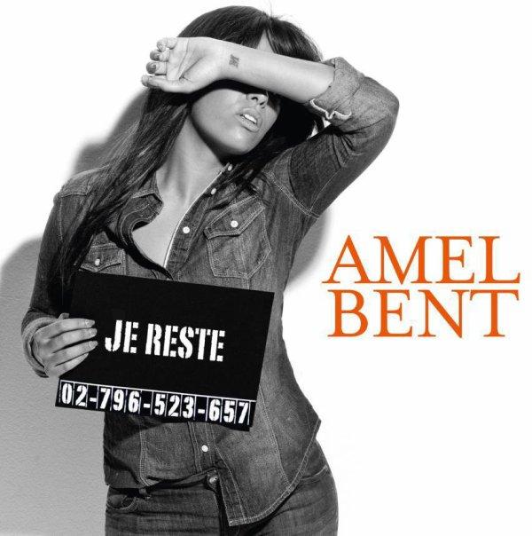 """VISUEL DE LA POCHETTE JE RESTE : C'est le nouveau single d'Amel Bent extrait de son derniers et 4eme Album """"Délit Mineur"""" dans les bacs le 28 Novembre 2011, """"Je Reste"""" en sera donc le premiers Extrait et disponible a partir de Lundi 17 Octobre 2011 (soit la semaine prochaine !!!) . ce titre qui sera également en écoute sur le blog, a trés vite !!!"""