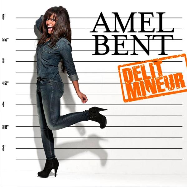SORTIE DU NOUVEL ALBUM D'AMEL BENT - LUNDI - DANS LES BACS !!!!