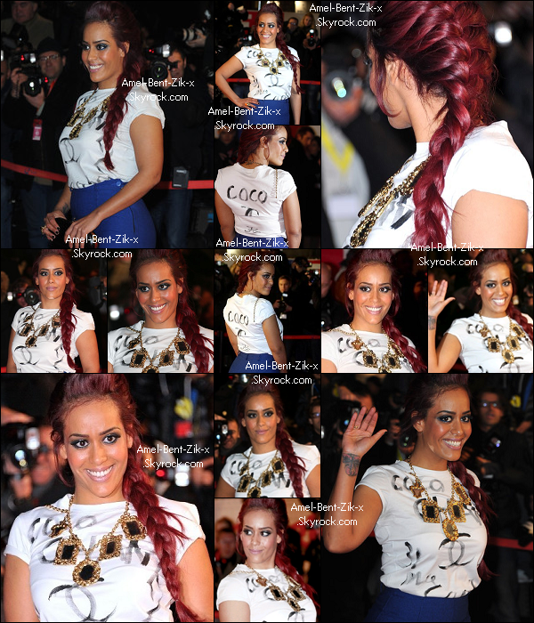Photos : NRJ Music Awards 2013 : Amel Bent
