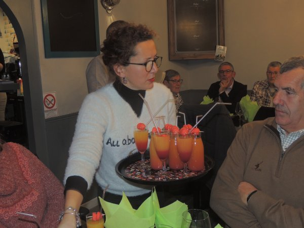 RESTAURANT LE BISTROT GOURMAND A ROUXMESNIL