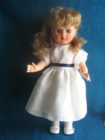 cette petite robe est realisee dans la robe de communion de zazabel