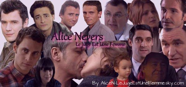 Alice Nevers Le Juge Est Une Femme, Une Magnifique Série