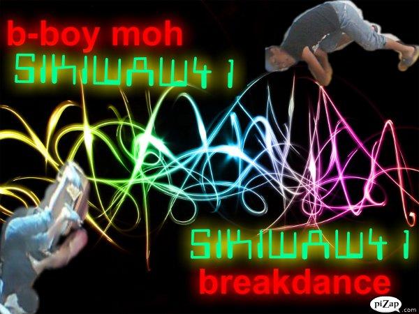 moi breakdance 3amak breakeur