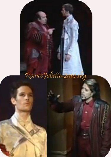 Paroles : ----------- La demande en mariage ---------- Tybalt ----------- Tu dois te marier