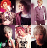 Hongki with blond hair >>>>>>>>>>>>>>>>