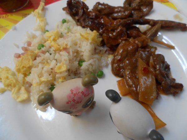 Les Pet's au restaurant Chinois [ avec Sushi et Kai ]