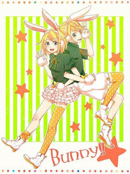 Rin et Len Kagamine  ^^