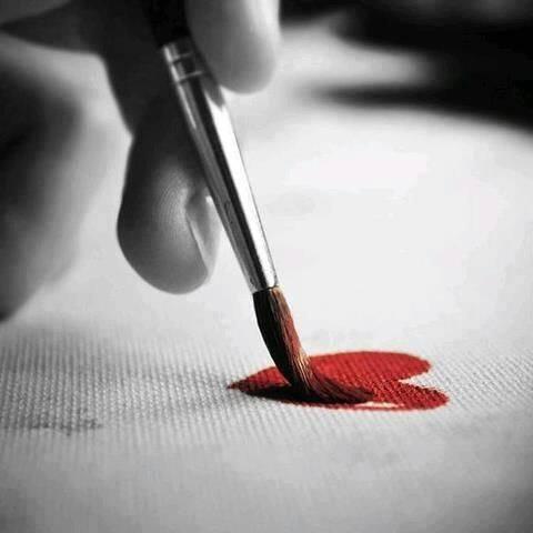 La couleur de l'écrit