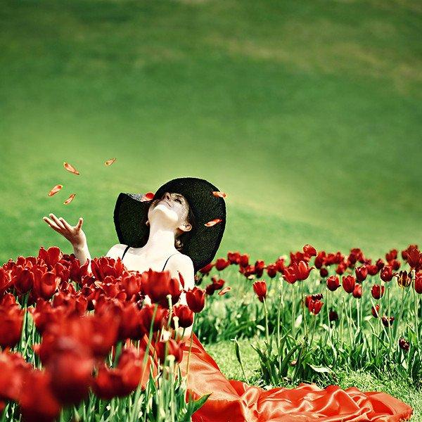 La fleur de l'âme
