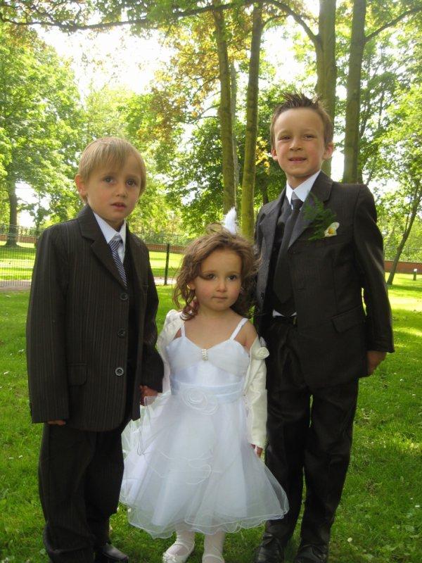 Ms trois petits enfants