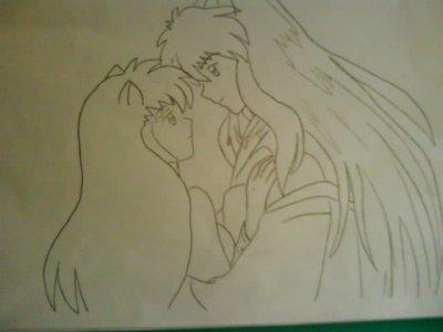 mes dessins kago et inu