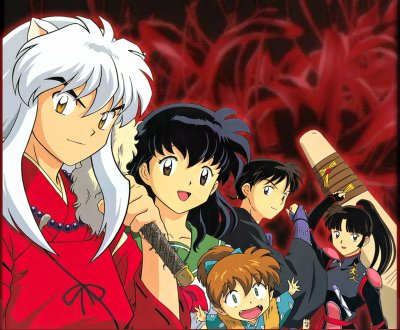 Résumé du manga inuyasha