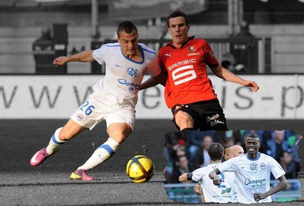 Rennes - Caen, 1-1