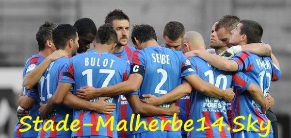 Caen - Valenciennes (1 ére journée)