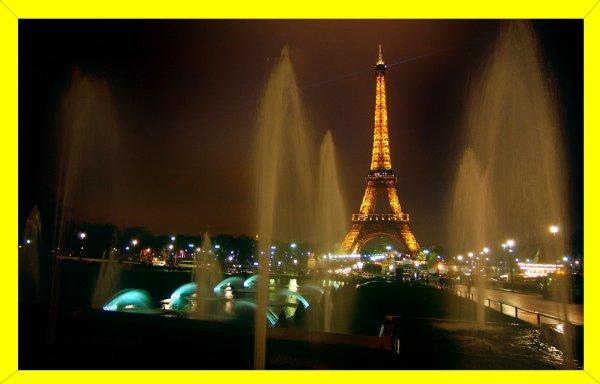 Quand Paris s'endort...