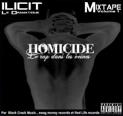 Homicide vlm 1 / Flipstyle ( feat TMK ) (2011)