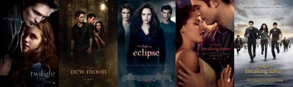 Aaaah !! Twilight J'arrive Pas a Croire Que c Fini !!! :'(
