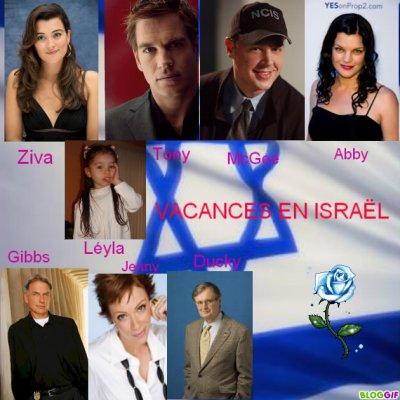 fic 4 Vacance en Israël chapitre 2