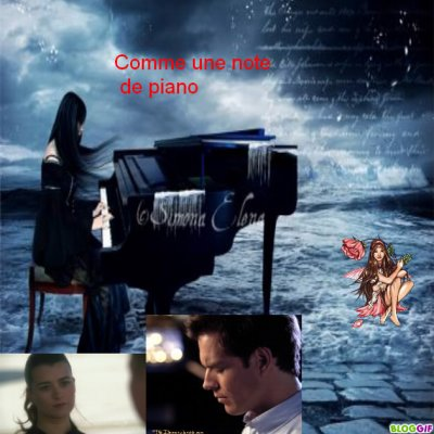 Ship / comme une note de piano