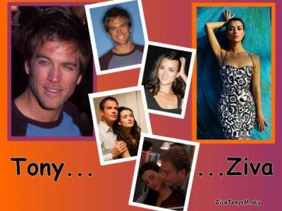 Tony et Ziva