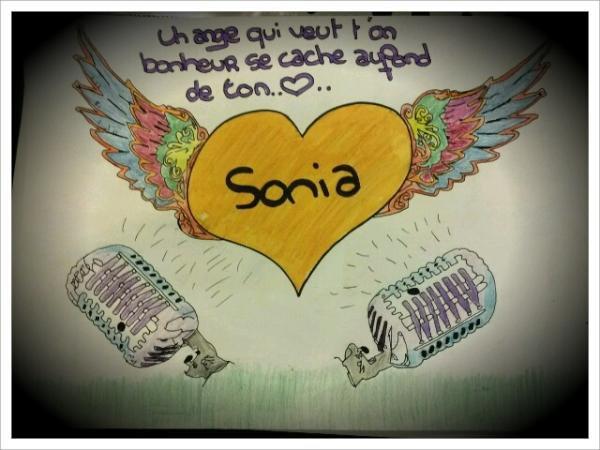 Aujourud'huit ces la saint SONIA !!
