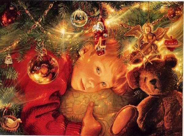 Le père de Noëlle !