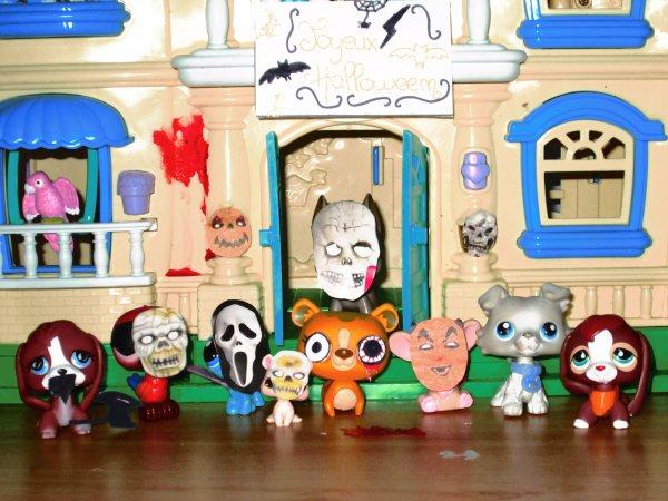 Happy Halloween !!! (^vvv^)