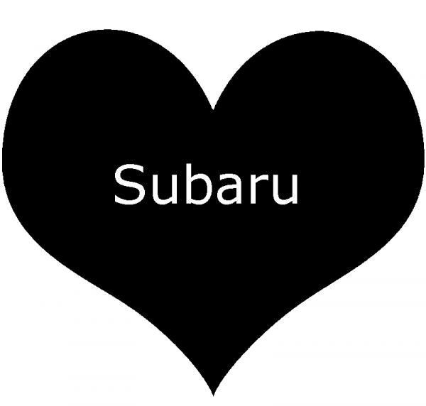 Bienvenue à toi Subaru ♥