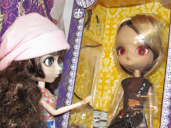 Hayaaaa !!! Seiran et Katoya sont là ^^