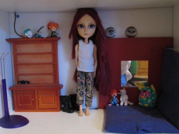 Présentation de ma Dollhouse + Bonus ♥