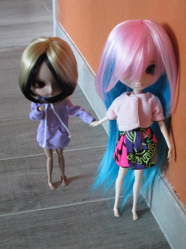 Karen et Katoya ^^