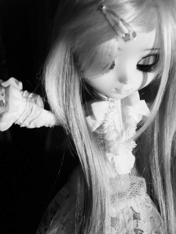 Noir et blanc, ou pas ? ♥