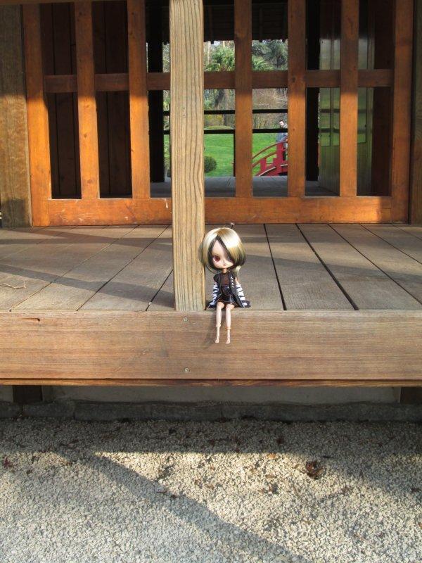 P'tite balade à Toulouse, au jardin japonais ^^